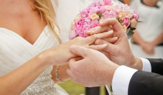 Mit diesem Ausgang hat auf einer Hochzeit in Duisburg wirklich niemand gerechnet. Symbolbild. (Foto)