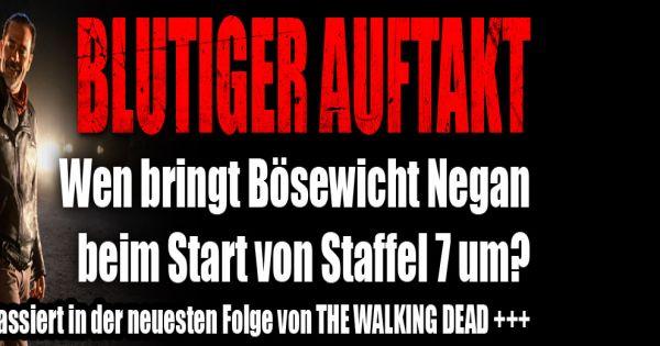 Twd Staffel 7 Start Deutschland