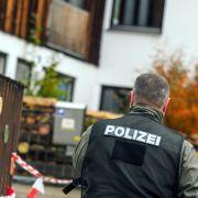 """""""Reichsbürger"""" schießt auf Polizisten (Foto)"""