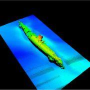 Hat ein Seemonster ein deutsches U-Boot versenkt? (Foto)
