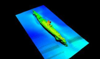 Wurde UB-85 von einem Seemonster attackiert? (Foto)