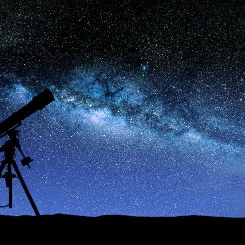 Sternschnuppen-Regen erfüllt den Nachthimmel mit Licht (Foto)