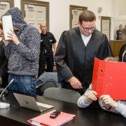 14-Jährige brutal von Gruppe vergewaltigt - Urteil zu mild? (Foto)