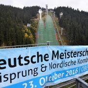Skispringer Siegel stiehlt Etablierten die Schau (Foto)