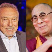 Das hatte der Dalai Lama dem krebskranken Schlager-Star zu sagen! (Foto)