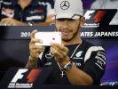 Bleibt Hamilton an Rosberg dran? (Foto)
