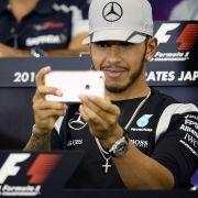 US-Qualifying: Rosberg verpasst US-Pole - Hamilton nicht zu schlagen (Foto)