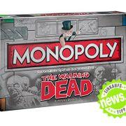 Wenn der Spieleklassiker Monopoly auf eine packende Zombie-Jagd trifft, sind kurzweilige Spielstunden mit Freunden garantiert. Die Monopoly-Sonderedition für Fans von
