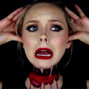 DIESES Make-up lässt Ihnen das Blut in den Adern gefrieren (Foto)