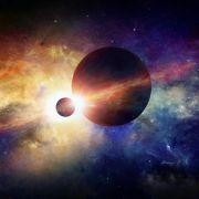 Beweise gefunden? Riesiger Planet soll auf Erde krachen (Foto)