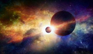 Ein riesiger Planet soll das Ende der Welt einleiten. (Foto)