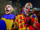 Horror-Clown tot