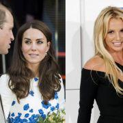 Unglaubliche Affären-Gerüchte um Britney Spears und Prinz William (Foto)