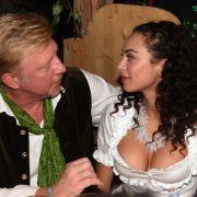 Heißer Einblick! So luftig zeigt sich Boris' Frau im Urlaub (Foto)