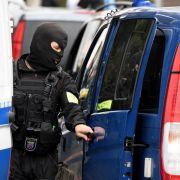 Anti-Terroreinsatz in 5 Bundesländern - Ermittler finden verdächtige Substanzen (Foto)
