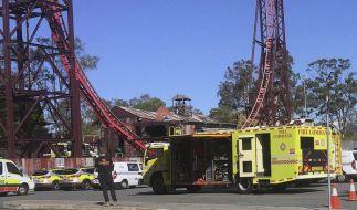 """Im """"Dreamworld""""-Freizeitpark in Australien starben vier Menschen. (Foto)"""