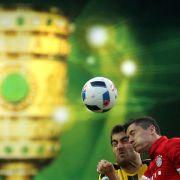 FC Bayern, Schalke 04, Köln und Dortmund im Pokal-Achtelfinale (Foto)