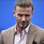 Fußball-Hammer! David Beckham vor Rückkehr (Foto)