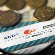 ARD fordert stetige Erhöhung des Rundfunkbeitrags (Foto)