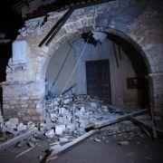 Schwere Nachbeben erschüttern Italien - erstes Todesopfer (Foto)