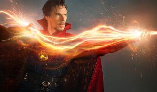 """Benedict Cumberbatch spielt """"Doctor Strange"""", dem neuen Marvel Blockbuster, der am Donnerstag in die Kinos kommt. (Foto)"""