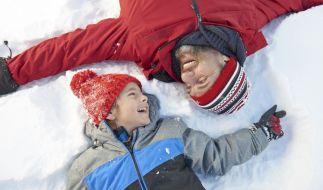 Mit starken Abwehrkräften kommen Groß und Klein gesund durch den Winter. (Foto)