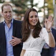 Herzogin Kate erwartet angeblich Mädchen! Diesen Namen soll es tragen (Foto)