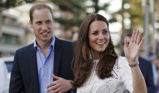 Erwarten William und Kate etwa wieder Nachwuchs? (Foto)
