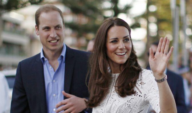 Kate Middleton wieder schwanger?