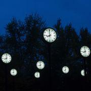 Vor oder zurück? Haben Sie richtig an der Uhr gedreht? (Foto)