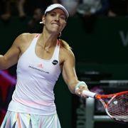 Angelique Kerber verliert Finale gegen Dominika Cibulkova (Foto)