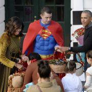 SO feiert man Halloween im Weißen Haus (Foto)