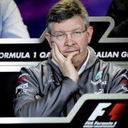 """""""Schumi-Hirn"""" Ross Brawn soll Formel-1-Boss werden (Foto)"""