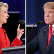 Experten sicher! Clinton schummelt, Trump wird siegen (Foto)