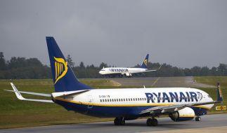Ryanair nimmt nun Kurs auf Frankfurt - in Konkurrenz zu Lufthansa. (Foto)