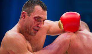 Wladimir Kitschko sucht angestrengt nach seinem nächsten WM-Duell! (Foto)