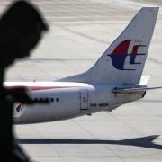 Kein Pilot am Steuer? MH370 stürzte unkontrolliert ins Meer (Foto)