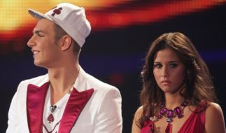 Pietro und Sarah sind das perfekte Facebook-Paar. (Foto)