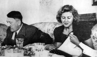 Wenn das der Führer wüsste: Eva Brauns Unterwäsche wird versteigert. (Foto)