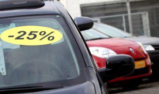 Bei gefährlichen Mängeln am Auto entlässt das den Verkäufer aber nicht aus der Verantwortung. (Foto)