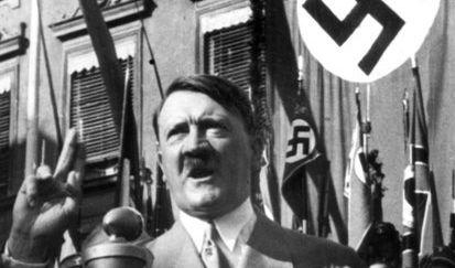 Knusperhaus im Nazi-Look