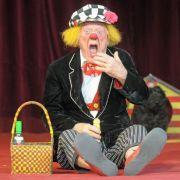 Weltberühmter russischer Clown gestorben (Foto)