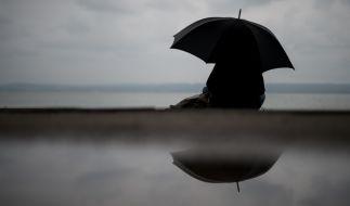 Nasskaltes Wetter bestimmt den November in Deutschland. (Foto)