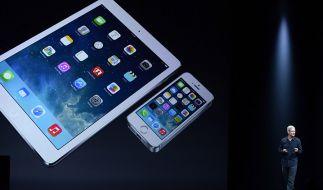 Mit dem iOS Update 10.2 halten viele neue Features auf Apple-Geräten Einzug. (Foto)
