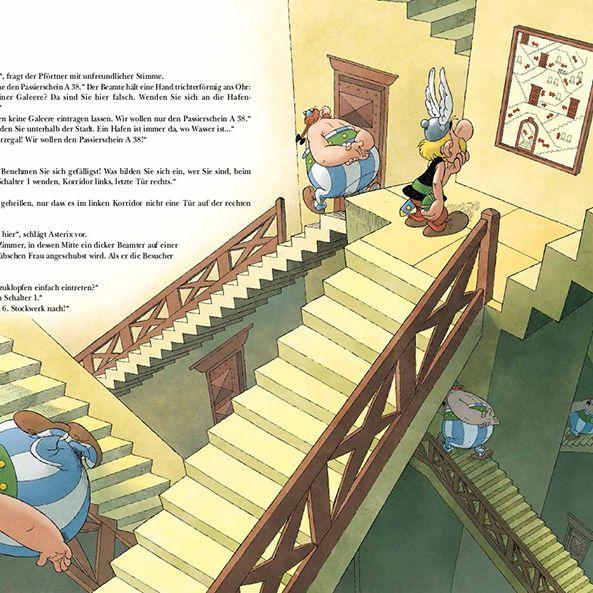 """Ohne """"Paff"""" und """"Bumm""""! Asterix-Film erscheint als Comic-Umsetzung (Foto)"""