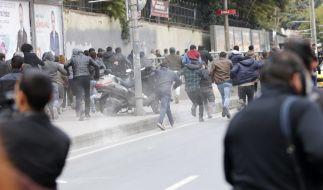 Die Kurdenmetropole Diyarbakir wird von einer schweren Explosion erschüttert. (Foto)
