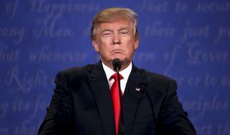 Eine winzige Entscheidung der Behörden in Deutschland vor rund 100 Jahren hätte genügt, um den heutigen republikanischen Präsidentschaftskandidaten Donald Trump zum Bayer zu machen, wie Ahnenforscher herausfanden. (Foto)