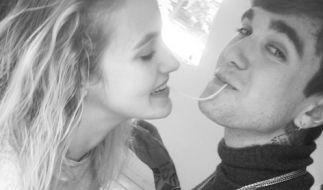 Elena Carrière zeigt sich seit einiger Zeit mit Gabriel-Kane Day-Lewis an ihrer Seite. (Foto)