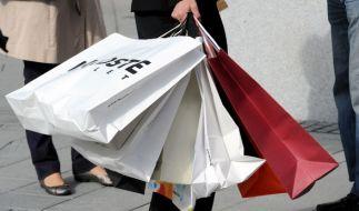 Sonntagsverkauf in zahlreichen deutschen Städten am 6. November 2016. (Foto)