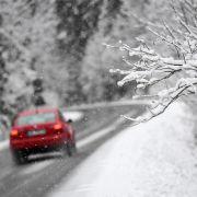 Schnee und Glätte-Chaos! Hier wird es heute weiß und kalt (Foto)